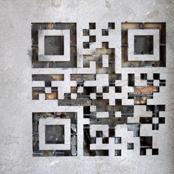 alireza-masoomi-artwork named Barcode