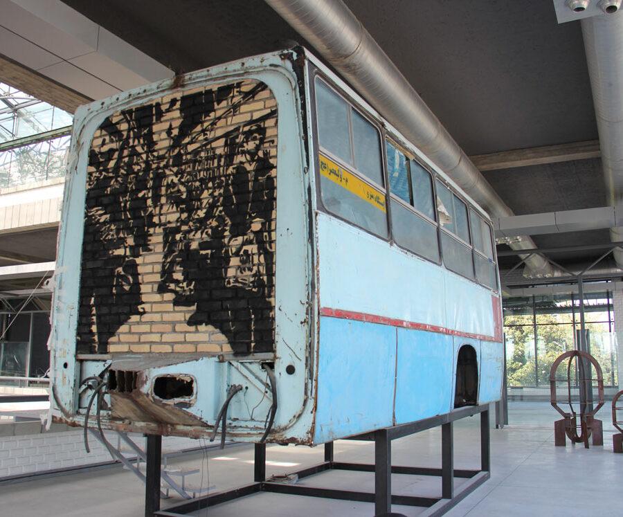 alireza-masoomi-artwork named Bus